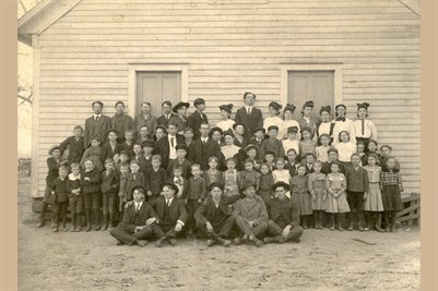 1905 Goshen School, Calloway County, Kentucky