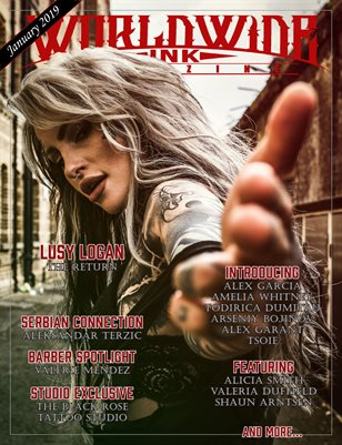 Worldwide Ink: January 2019 Issue