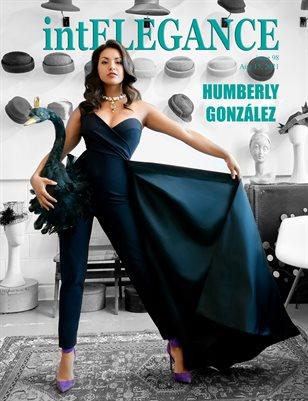 intElegance magazine issue 98, August 15, 2021 - Humberly González