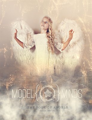Model Minds - The Book of Angels - Cover 1