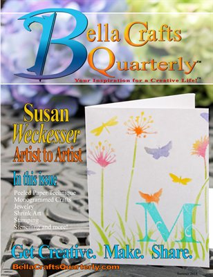 Bella Crafts Quarterly Summer 2014