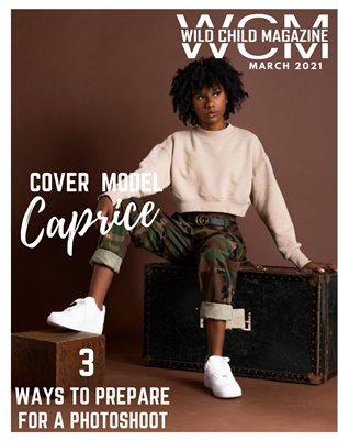Wild Child Magazine March 2021