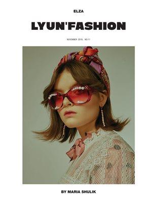 LYUN ISSUE No.11 (VOL No.4) C1