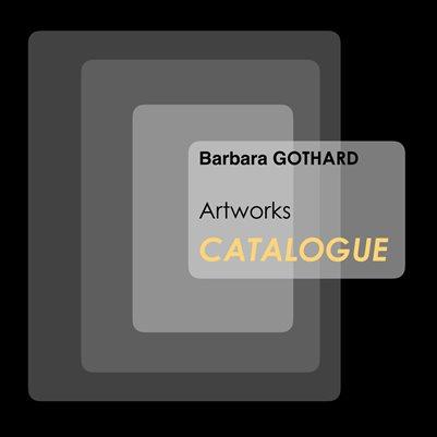 Barbara Gothard Artworks Catalogue May 2018