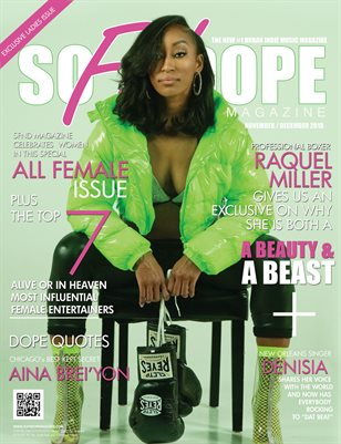 So FN Dope Magazine Issue # 8
