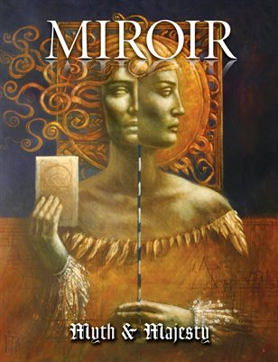 MIROIR MAGAZINE • Myth & Majesty • Jake Baddeley