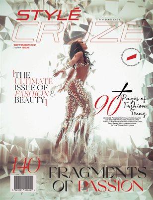 AUGUST 2021 Issue (Vol: 140) | STYLÉCRUZE Magazine