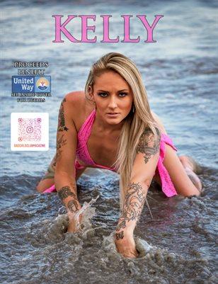 Kelly - Blonde Bikini Beach Babe   Bad Girls Club