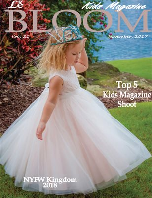 Le bloom kids magazine Galaxy Princess