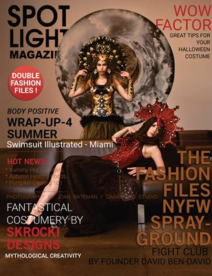 SpotLight/Skrocki Designs and Sports Illustrated 2019