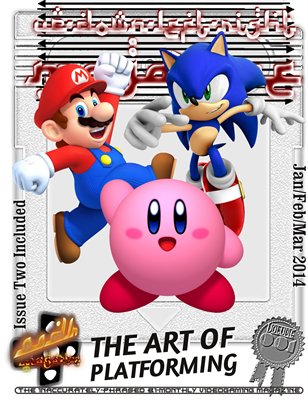 UDLR No. 1/2: The Art of Platforming/Special Fanzine Edition