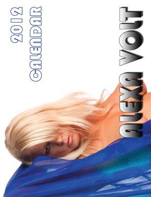 Alexa Volt 2012 Calendar