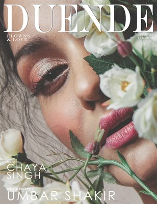 Duende Magazine_ Issue 22_Flowers and Love- ALT Cover 1