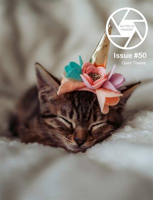Shutter Up Magazine, Issue 50