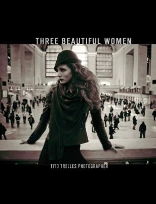 Three beautiful women...