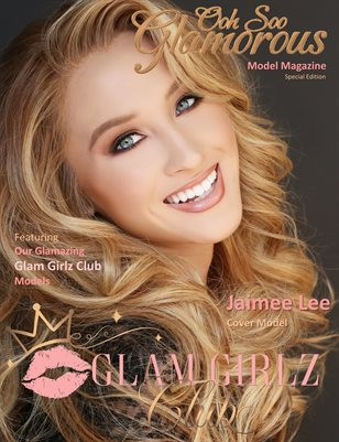 GLAM GIRLZ CLUB MODEL MAGAZINE volume one