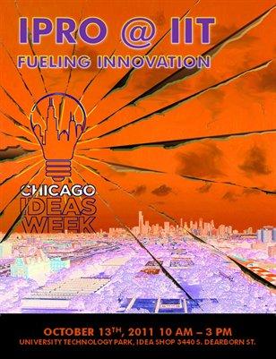 Chicago Ideas Week in the Idea Shop @ IIT