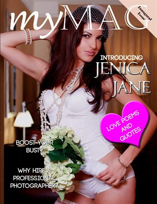 myMag Inaugural Issue