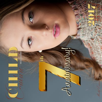 Child Couture Magazine 7th Anniversary Calendar (Special Release)