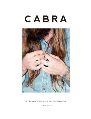 Cabra / Issue No. 1