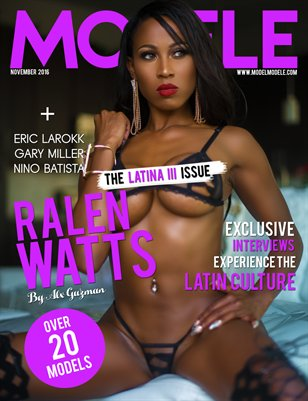 Model Modele Presents The Latina III Issue - Ralen