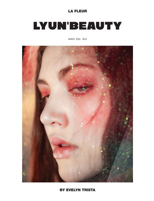 LYUN BEAUTY ISSUE No.8 (VOL No.1) C1