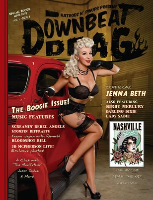 Downbeat Drag, Vol. 1, Issue 4