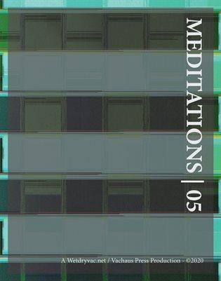 MEDITATIONS | 05