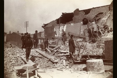 No.9 1890 Tornado hits Louisville, Kentucky