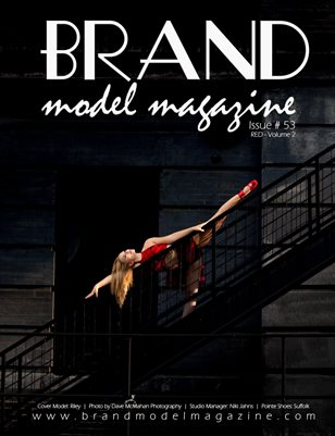 Brand Model Magazine - Issue # 53, RED Vol. 2