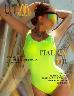 Ultimate Trendy Magazine Vol.6