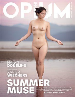 Opium Red September #21 Vol 3