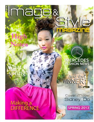 Image And Style Magazine April