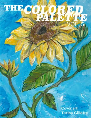 The Colored Palette June Issue Vol.5 2016