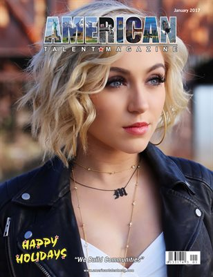 American Talent Magazine January 2017 Edition