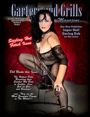 Garters and Grills Publisher Fetish
