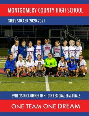 Montgomery County Girls Soccer 2020-2021