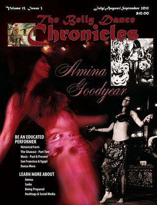 2015 Jul/Aug/Sept The Belly Dance Chronicles