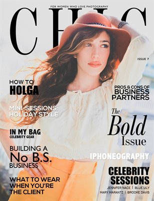 CHIC Magazine | Issue 7 | The Bold Issue
