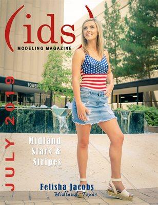 July 2019 Midland Stars & Stripes Magazine