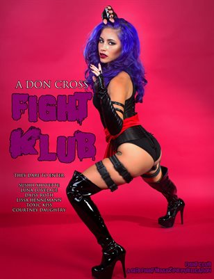 A Don Cross Fight Klub | Fight Club Magazine