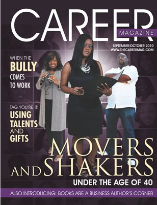CAREER Magazine Sept/October 2010