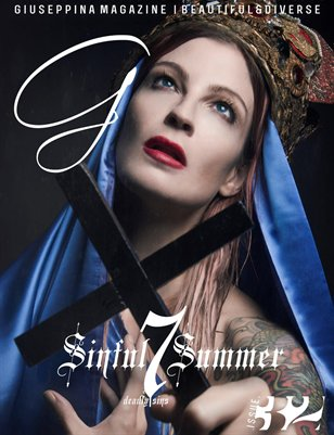 Issue #32: SINFUL SUMMER (Cover 1)