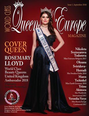 World Class Queens of Europe Magazine