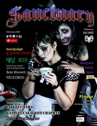 Sanctuary Magazine Vol #45