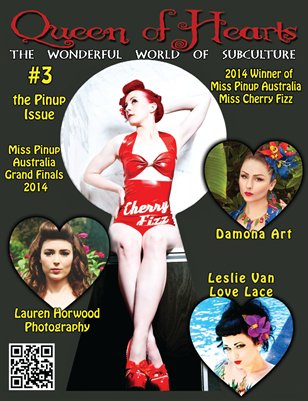 Queen of Hearts Magazine Issue #3