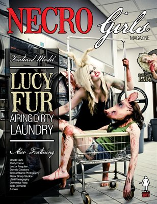 Necro Girls Magazine Issue #1 (January 2013)