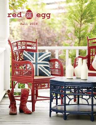 red egg Fall 2017 Catalog