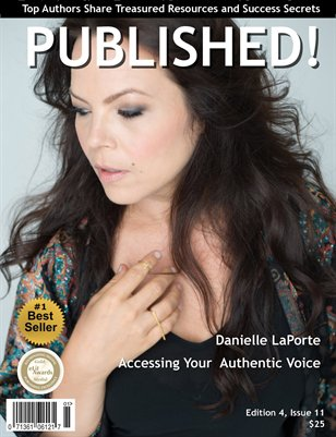 PUBLISHED! featuring Danielle LaPorte