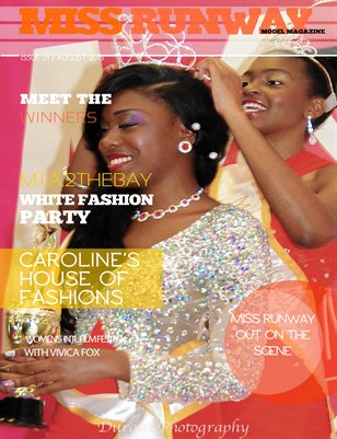 Miss Runway Model Magazine Issue 1 Aug 2015